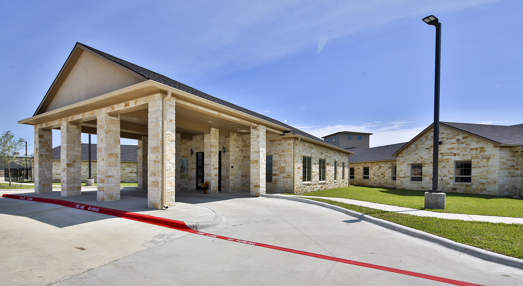 Welcoming our newest facility, Windsor Calallen